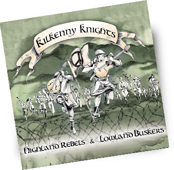 Irish Folk Rock ALbum - Kilkenny Knights